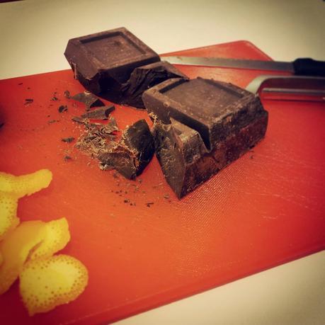 Tortino al cioccolato con cuore fondente Bimby