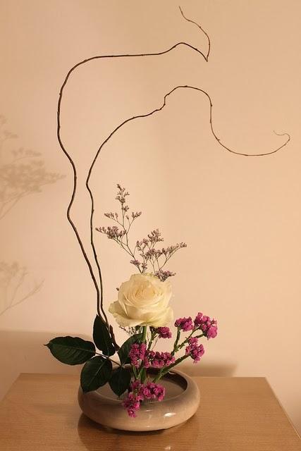 Ikebana: l'arte delle composizioni floreali per ritrovare se stessi