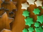 Preparativi Natale alberelli pasta frolla