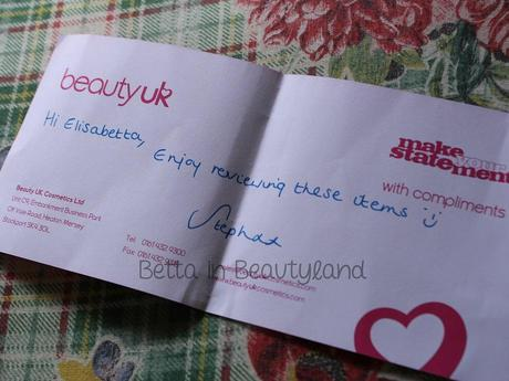 Beauty UK Cosmetics