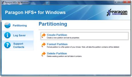 accedere alla partizione mac da windows