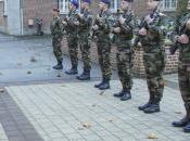 Lille/ Francia. Generale Bernardini visita COMFOTER francese Comando Reazione Rapida
