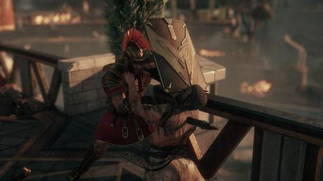 Ryse: Son of Rome - Un trailer sul single player