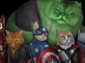 Supereroi Felini