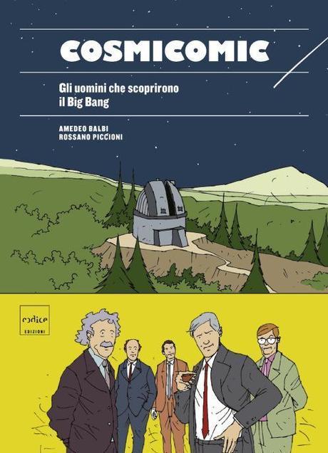 Cosmicomic_gli uomini che scopriono il Big Bang