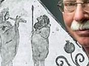 Clamoroso ritrovamento: affresco Paestum ritrovato Jersey
