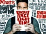 "Olly Mars esce l'edizione speciale ""RIGHT PLACE RIGHT TIME"""