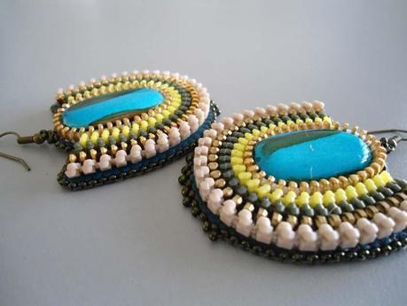 Orecchini perline Fantasiria