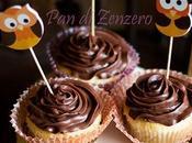 Cupcake Cocco Cioccolato
