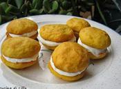 Biscotti: Biscotti alla zucca crema philadelphia