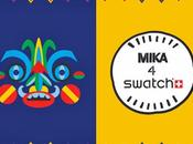 "Mika swatch ""art special"""