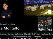 "Menu ""Born Sicily"" Natale Giunta"