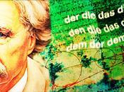 """Terribile"" Lingua Tedesca secondo Mark Twain"