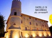 cucchiaio giallo goes CASTELLO BACCARESCA (part MERINGHE rosa!