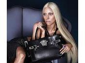 Lady Gaga: nuova Testimonial della Campagna 2014 Versace