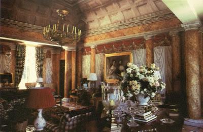 L 39 architetto delle meraviglie renzo mongiardino paperblog for Belle case arredate