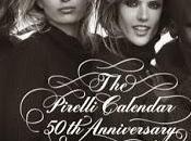 Calendario Pirelli regala inedito 50esimo anniversario