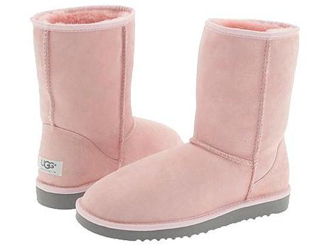 ugg boots hellrosa