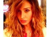 Belen Rodriguez capelli rossi: guarda nuovo look (foto)