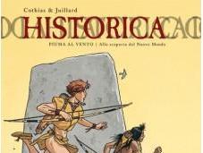 """Disponibile Historica vol. XIII """"Piuma Vento Alla scoperta Nuovo Mondo"""""""