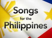 """""""Songs Philippines"""", tutte star della musica solo strage delle Filippine"""
