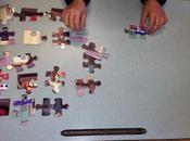 Puzzle bambini disabili