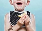 Bambini limoni: smorfie adorabili