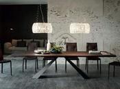 Eliot cattelan italia: l'eleganza tavolo senza tempo