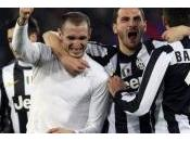 Bonucci festeggia così vittoria Copenaghen