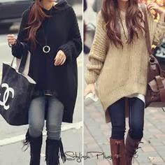 Winter look inspiration