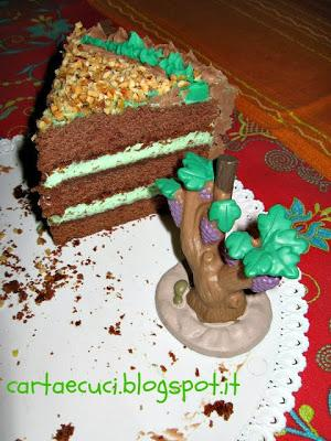 La Torta Di Compleanno Paperblog