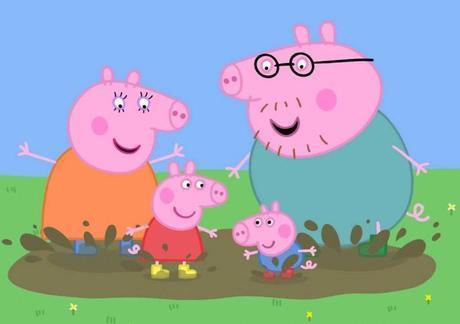 Peppa Pig da gennaio 2014 al cinema