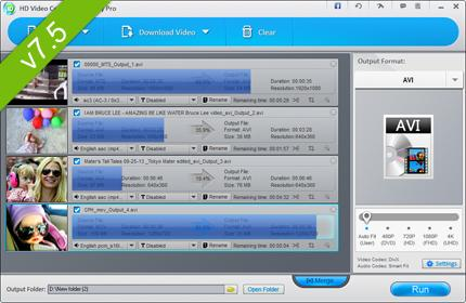 banner HD Video Converter Factory Pro 6.3 Gratis: Convertire oltre 100 tipi diversi di video su Windows