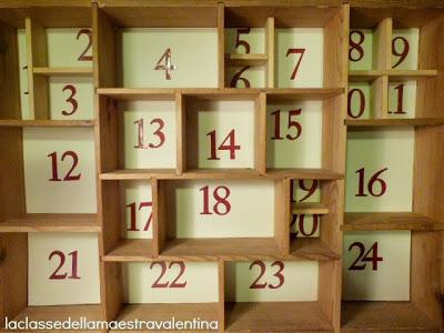 UN CALENDARIO DELL'AVVENTO PER TE
