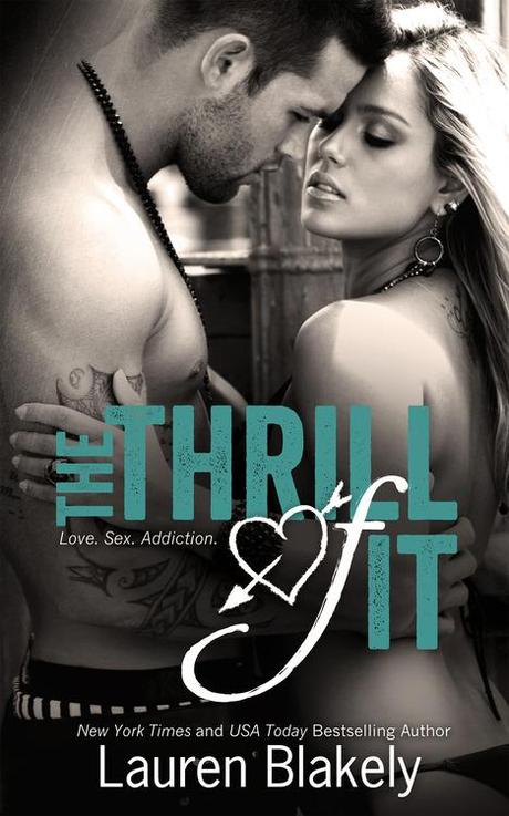 Blog Tour: The Thrill of it by Lauren Blakely