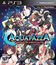 Cover AquaPazza: Aquaplus Dream Match