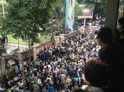 Manifestazioni Bangkok: viaggiare paese rischio