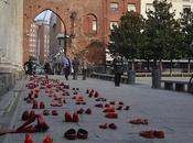 Zapatos Rojos: scarpe rosse contro violenza sulle donne