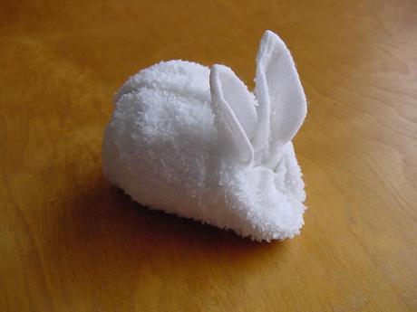 aciugamani coniglio