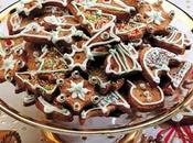 Biscottini l'albero Natale.