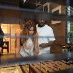 Kim Kardashian e Kanye West, shopping a Miami il giorno del black friday06