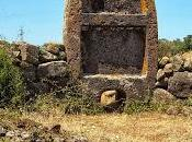 Archeologia. Prehistoric Civilization Sardinia. Ancient History.