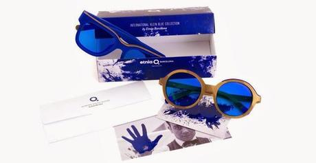 INTERNATIONAL KLEIN BLUE COLLECTION