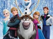 Frozen, principessa Disney arriva freddo