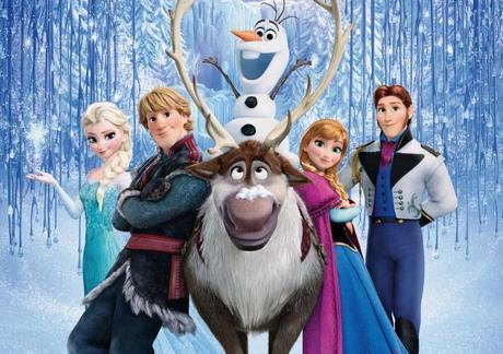 Frozen, la principessa Disney che arriva dal freddo