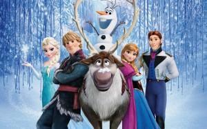 frozen principessa disney