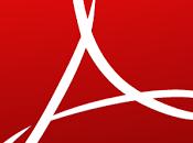 Adobe Reader: annotare firmare pdf.