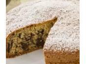 Ricette dolci: torta stracciatella macchiata cacao