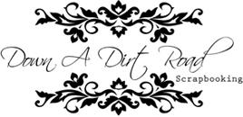 Guest Designer dicembre Down Dirt Road Scrapbooking