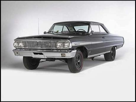 1964 Ford Galaxie 500 'Tobacco King' Rocket Car